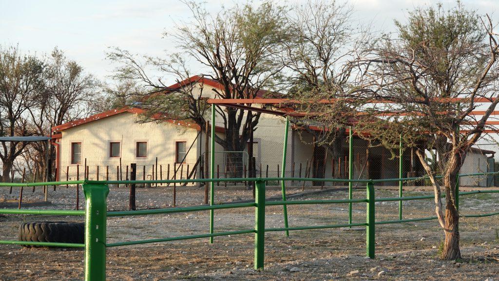 Das kleine Farmhaus