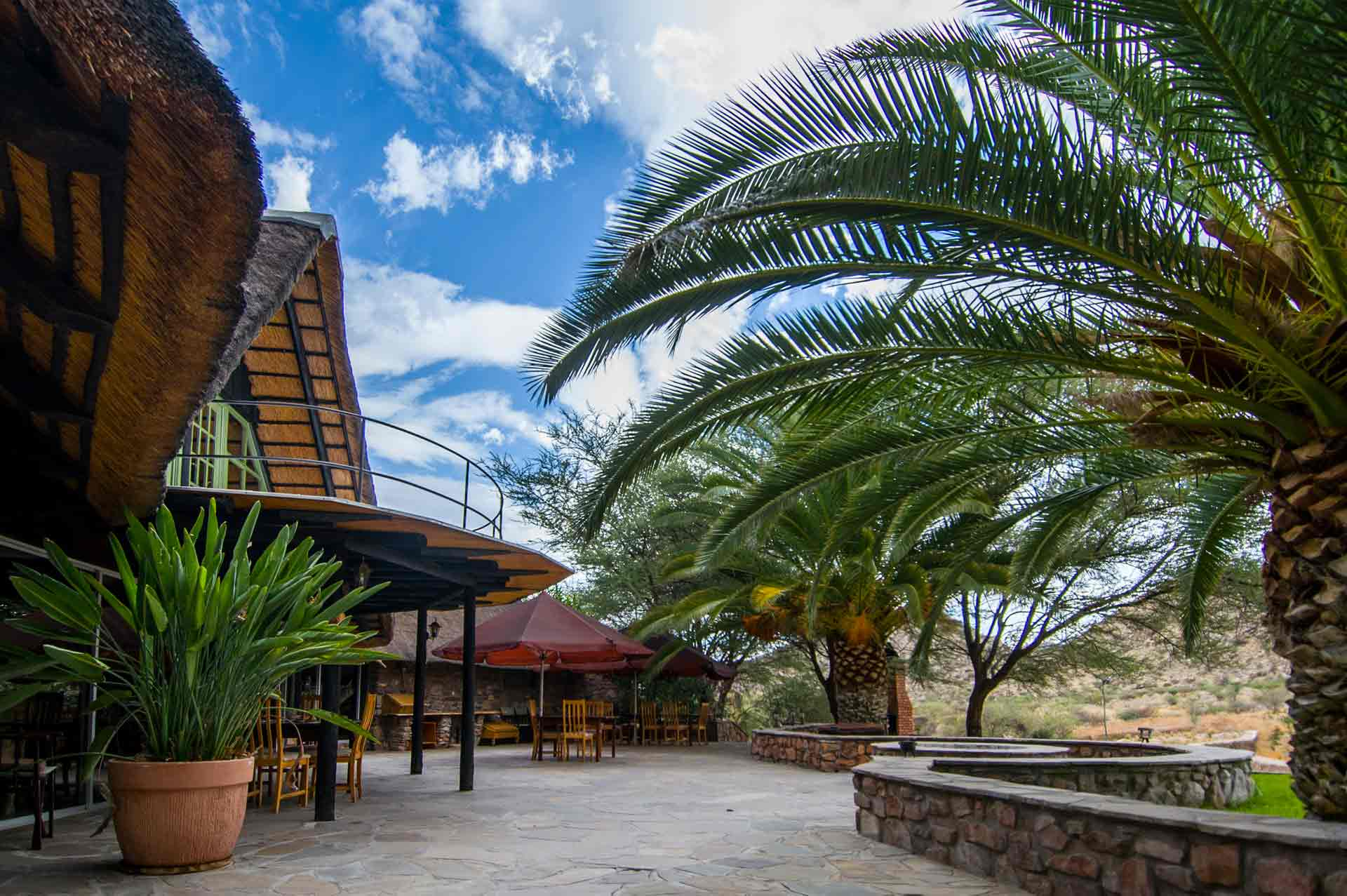 Etusis Lodge in Namibia